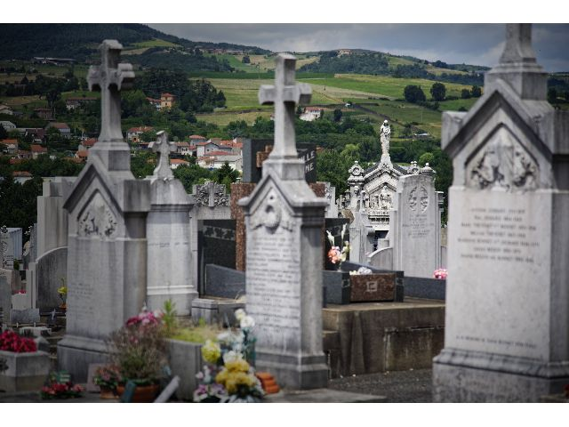 Cimeti res de la commune de saint chamond - Saint chamond 42400 ...